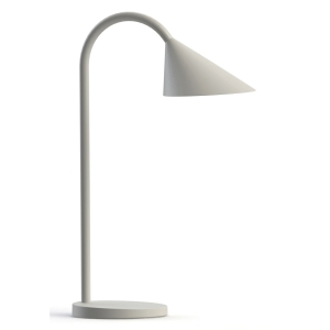 BORDSLAMPA UNILUX SOL LED VIT