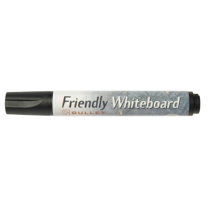 WHITEBOARDPENNA BALLOGRAF FRIENDLY RUND SVART