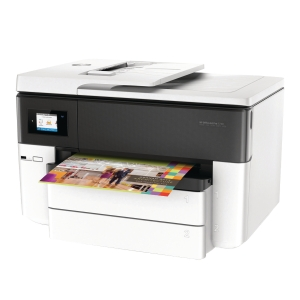 Skrivare HP Officejet Pro 7740 aio breda form A3