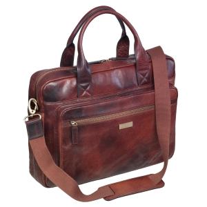 Briefcase Pierre Executive brun