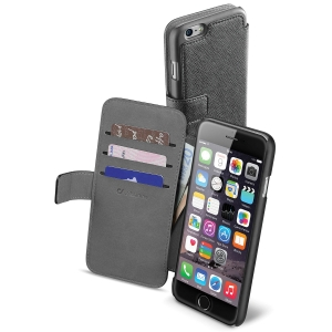 Etui Cellularline läder till iPhone 6/6S