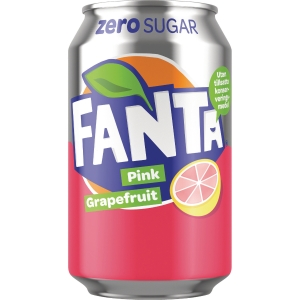 PK24 FANTA ZERO ORANGE 33CL