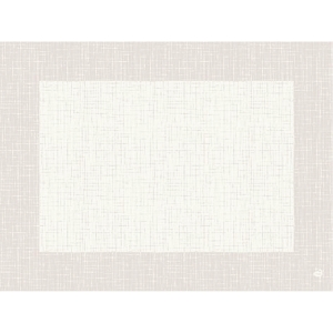 Bordstablett Duni, 30 x 40cm, vit, förp. med 100st.