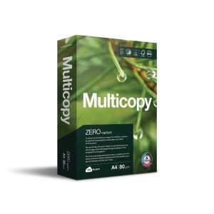 MULTICOPY ZERO CARBON PAPPER A4 80G 500 ARK/BUNT