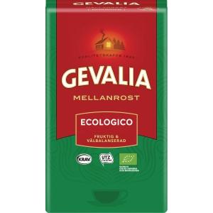 Kaffe Gevalia ekologiskt kaffe påse a 425 g
