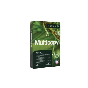 Multifunktionspapper Multicopy Zero A3 80 g 500 ark/fp