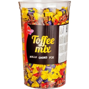 Toffee Mix Malaco 1758g