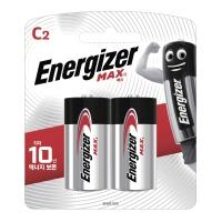 ENERGIZER 에너자이저 MAX C타입 건전지 1.5V 2입