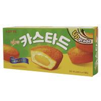롯데 카스타드 6입 138G