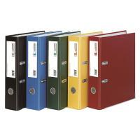 문화 레버아치 바인더 B840-7 A4 70MM 파랑 세로형