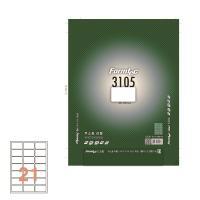 폼텍 주소용라벨 LS-3105 63.5×38.1 100매