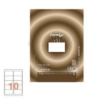 폼텍 분류용 라벨 LS-3510 88.9×52 100매