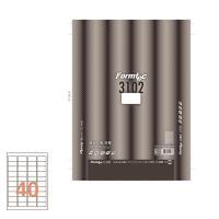 폼텍 바코드 라벨 LS-3102 47×26.9 100매