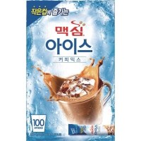 맥심 아이스 커피믹스 종이컵용 (13g x 100스틱)