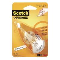 스카치 수정테이프 1652 4.2mm X 8m (10개 구매 시 박스구성)