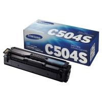 삼성 CLT-C504S 레이저 카트리지 토너 파랑