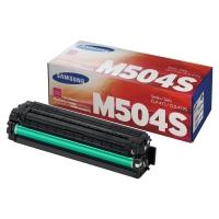 삼성 CLT-M504S 레이저 카트리지 토너 빨강
