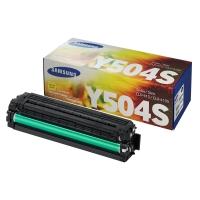 삼성 CLT-Y504S 레이저 카트리지 토너 노랑