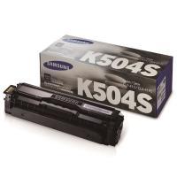 삼성 CLT-K504S 레이저 카트리지 토너 검정