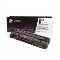 HP CF283A 정품 토너 검정