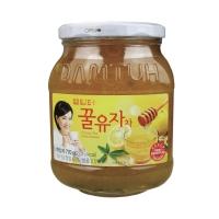 담터 꿀유자차 770g