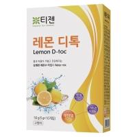 티젠 레몬디톡 (5gx10스틱)