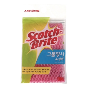 SCOTCH BRIGHT MN-900 SCRUBBING CLOTH PINK