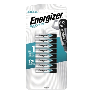 PK10 ENERGIZER ALKALINE MAX PLUS AAA
