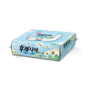 코디 아트엔 오버액션토끼 물티슈(캡) 100매