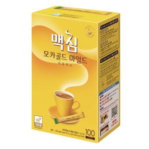 PK100 MAXIM MOCHA INSTANT COFFEE MIX 12G