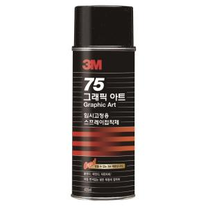 3M 75 REPO ADHESIVE SPRAY