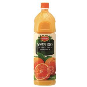 델몬트 오렌지 주스100 1.5L