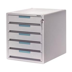 KAPAMAX K90115 5 CLOSED DRAWER UNIT GREY