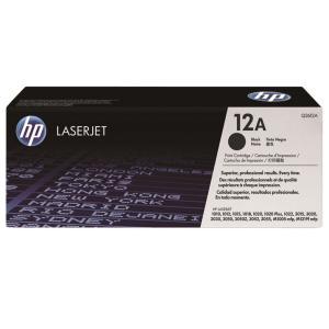 HP Q2612A 레이저 카트리지 검정