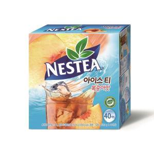 네스티 아이스티 복숭아맛 (12.5g X 40스틱)