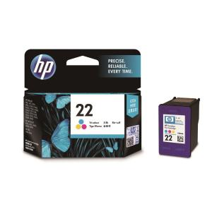 HP 22 C9352A I/JET CART PSC 1410 COL