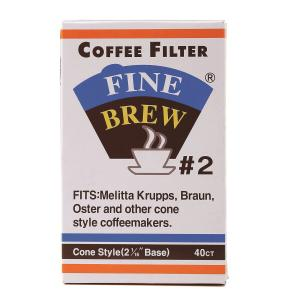 PK40 GROUND COFFEE FILTER PAPER F/3-4PERS