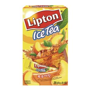 PK20 LIPTON ICE TEA PEACH 14G