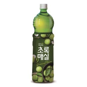 WOONGJIN GREEN PLUM JUICE 1.5L