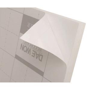 단면 접착 폼보드 600×900mm 두께 5mm 하양