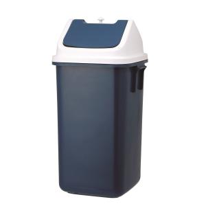 NATURE-FRIENDLY WASTE BIN 30L BLUE