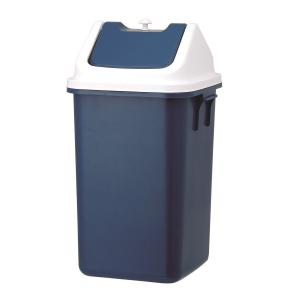 NATURE-FRIENDLY WASTE BIN 15L BLUE