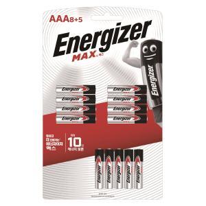 PK8+5 ENERGIZER MAX BATTERY AAA