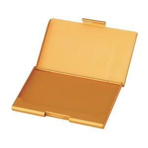 OVITAL BUSINESS CARD CASE GOLD