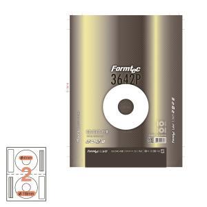 폼텍 컬러 레이저 전용 CD라벨지 CL-3642P 내경 41mm 100매