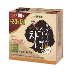 다농원 옥수수 수염차 (1.5g x 80티백)
