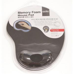 ACTTO MP-11 MEMORY FOAM MOUSE PAD