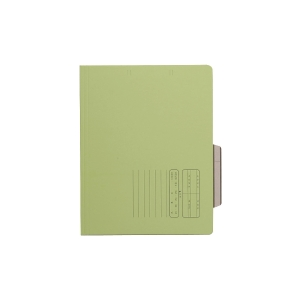 문화 문서 보관 화일 F193-7 녹색 10개입