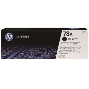 HP CE278A 레이저 토너 카트리지 LJ P1566/P1606 2.1K 검정