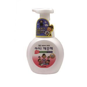 아이깨끗해 거품용 핸드솝 레몬 250ml